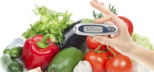 Здравословно хранене при диабет