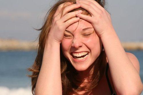 смехът е полезен за здравето