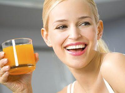 детоксикация със сок